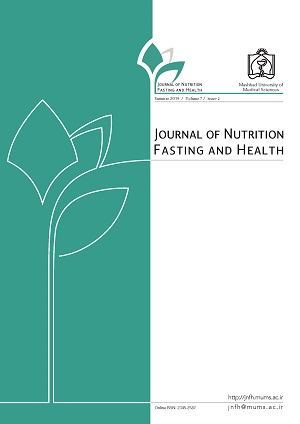 Journal of Nutrition,Fasting and Health